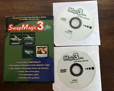 Swap Magic 3 (3.6 CD-R and 3.6 DVD-R) USA version - PlayStation PS2 Software