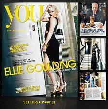 ELLIE GOULDING PIERRE DUKAN RACHEL KHOO YOU MAGAZINE AUGUST 2012 NEW