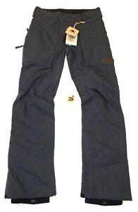 Burton Men's Southside Regular Fit Snow Pant Denim Size XXS NEW With Tags