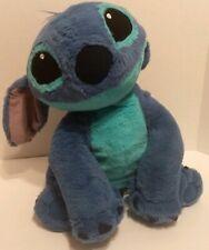 "Stitch Plush 14"" Stuffed Animal Walt Disney Store World Disneyland Lilo & Stitch"