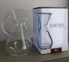 Chemex 8 cup Glass Handle Pour over Coffeemaker