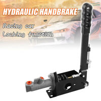 Vertical Handbrake Hydraulic 0.7 Master Cylinder Universal Emergency Brake