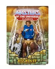 MASTERS OF THE UNIVERSE Classics RIO BLAST figure Exclusive Limited Edition NEW