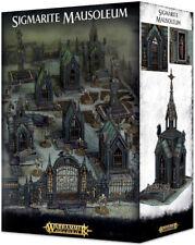 Games Workshop Warhammer Age of Sigmar Skirmish Sigmarite Mausoleum