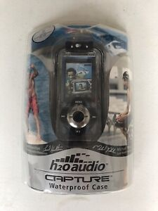 H2O Audio Waterproof Case for iPod Nano 5th Generation New In Package