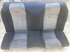 Skyline R32 GTR Rear Seats Rear Bench Set No Rips Good Condition L@@K GTR SHOP
