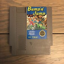 Bump 'n' Jump (Nintendo Entertainment System, 1988)  Tested & Works