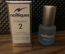 Nailtiques Nail Protein Formula 2      NEW              1/4 Oz  7ml