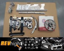 Revhigh Timing Chain Kit FOR Nissan Navara D22 YD25DDTi 2.5L GEARS 09/06-12/09
