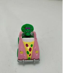 Vintage Baby Bop Die Cast Toy Car Barney Show Vehicles 1993 The Lyons Group