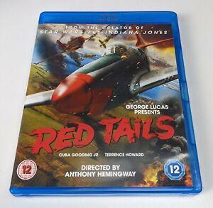 Red Tails - Genuine Region B Blu-Ray 2012 George Lucas