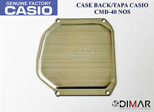 VINTAGE TAPA/CASE BACK CASIO NOS  FOR CASIO CMD-40
