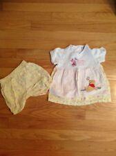 Dress Set Size 0-3 Months
