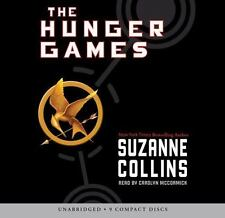 The Hunger Games - Audio Library Edition