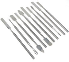 10Pcs Stainless Steel Clay Sculpting Set Wax Ceramic Carving Pottery Tool Kit