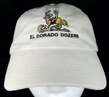 El Dorado Dozers Baseball Hat Bulldozer