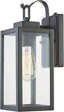 Gruenlich Outdoor Wall Lantern, Dusk to Dawn Sensor Wall Sconce Light Fixture