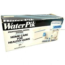 VTG WaterPik WP-32E Water Flosser Dental Cleaning Teeth Oral Care NOS EUC Tested