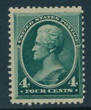 U. S. Scott #211 Average Centering (Mint Never Hinged) Scv:$900.00