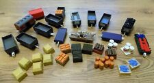 Thomas and Friends Trackmaster (2nd) Job Lot of Trucks, Carriages and Cargo