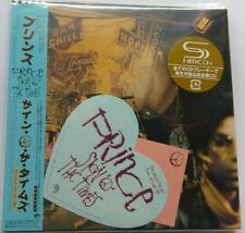Prince - Sign o the Times Japan Mini LP  2 SHM-CD with OBI WPCR-13538/9 NEU