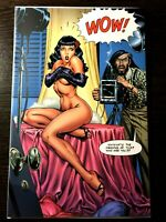 BETTIE PAGE ROCKETEER ADVENTURES #1 JETPACK EXCLUSIVE DAVE STEVENS IDW NM+
