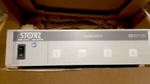 Karl Storz 20057120 MULTISWITCH DVI-D 4x Camera in / 4x Monitor out
