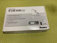 Wireless Solar Sync Kit Hunter Controller