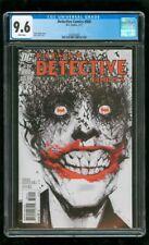 CGC 9.6 NM+ DETECTIVE COMICS #880 D.C. COMICS 9/2011 1ST PRINT CLASSIC COVER