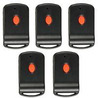 5X Garage Door Remote 300MHZ For Linear MCS308911 Multi-Code 3060 3089 4120
