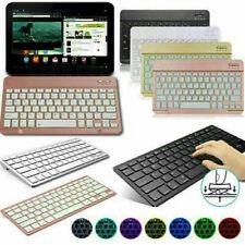 "US Portable Slim Wireless Keyboard For Lenovo Tab 10 M10 E10 P10 10.1"" Tablet PC"