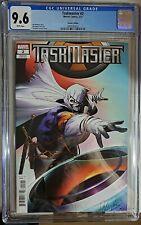 Taskmaster # 2 1:25 CGC 9.6 Salvador Larroc Variant Cover Very Rare  Marvel