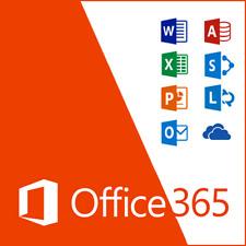 Microsoft Office 365 ProPlus Home LIFETIME Subscription 5 PC/Mac 2016 | 5TB
