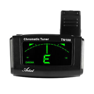 Artist TN100 Chromatic Clip on Guitar Tuner - New