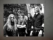 Enslaved Promo Photo 8x10 Emperor Windir Opeth Falkenbach Tyr Bathory Borknagar