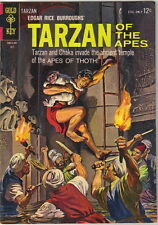Tarzan Comic Book #143, Gold Key Comics 1964 FINE, NEW UNREAD