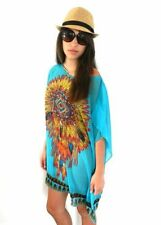 Polyester Machine Washable Cover-Up Swimwear for Women