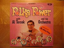 DELTA LP RECORD AL TERCEK/ POLKA POWER/ THE WIND SONG/ NR MINT VINYL