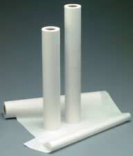 "NEW Exam Table Paper 21"" x 225' Smooth, White 12 Rolls (Free Shipping)"