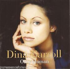 DINA CARROLL - Only Human (UK 12 Track CD Album)