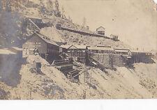 POSTCARD MAMMOTH MINE KENNETT CALIFORNIA 1909 11-23