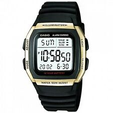 Casio Men's Digital Quartz Calendar Light Hand Wrist Watch