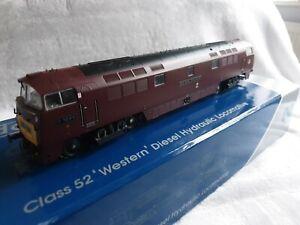 Dapol Class 52 Western Stalwart D1006 Maroon SYP