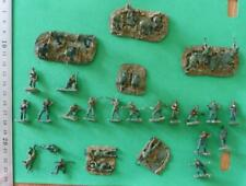 1:72 WWII American Infantry x 36 (TP41)