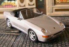 Porsche 968 cabriolet 1993 edison grey 1/43 new Germany plastic blister