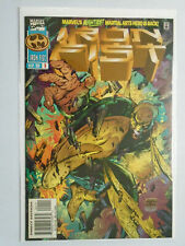 Iron Fist (2nd Series) #1, DIRECT EDITION, 8.5/VF+, (1996)