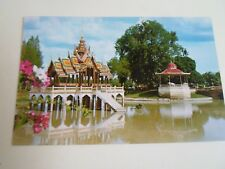 Colour Postcard Bang-pa-in (Former King's Summer Palace) Thailand  §A1069