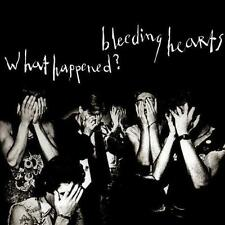 BLEEDING HEARTS What Happened? CD NEW DIGIPAK
