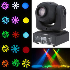 RGBW LED Moving Head Lights Stage Light  DMX Beam Club Disco DJ Party Lighting
