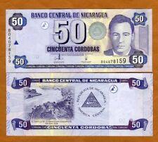 Nicaragua, 50 cordobas, 2006, P-198, UNC